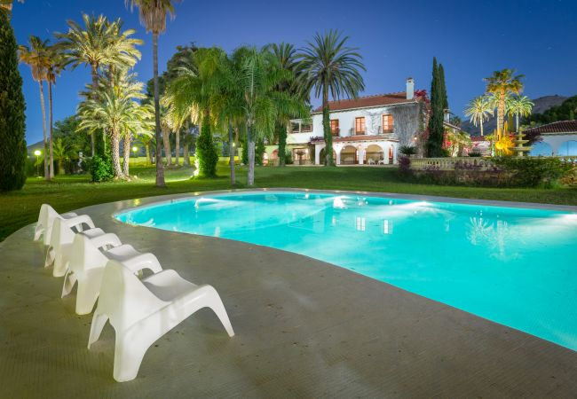 à Alicante - Incredible Luxury & Historical Mansion